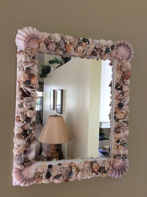 Seashell Mirror Sale Sale Ready To Ship In 2020 Mirrors For