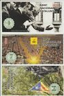 CATALUNYA CATALONIA CATALUÑA lot 5x Set 3 notes 2019 fantasy issue see scans #Coins&PaperMoney