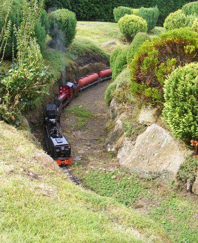 Charles Firth\'s Line 2011 | Garden model railroads | Pinterest ...