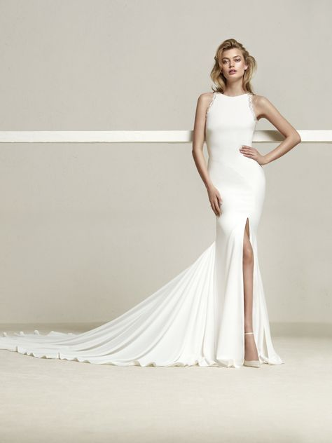 05d67191ae4 Wedding dress mermaid skirt - Drenea
