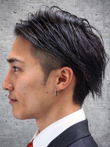 メンズ髪型 ロング ツーブロックのマンバンの結び方 日本人でもできます Hairstyle Magazine ヘアスタイルマガジン メンズ ヘアスタイル オールバック メンズ 髪型 メンズ ツーブロック