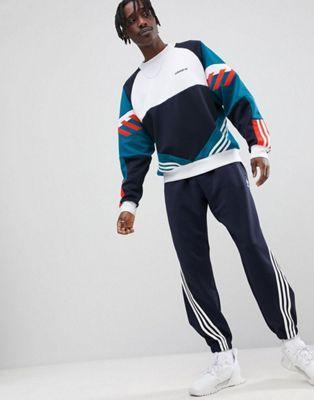 Levántate Asumir preferible  Chándal azul Nova de adidas Originals   Chaqueta deportiva para hombre,  Ropa de moda hombre, Ropa deportiva para hombre