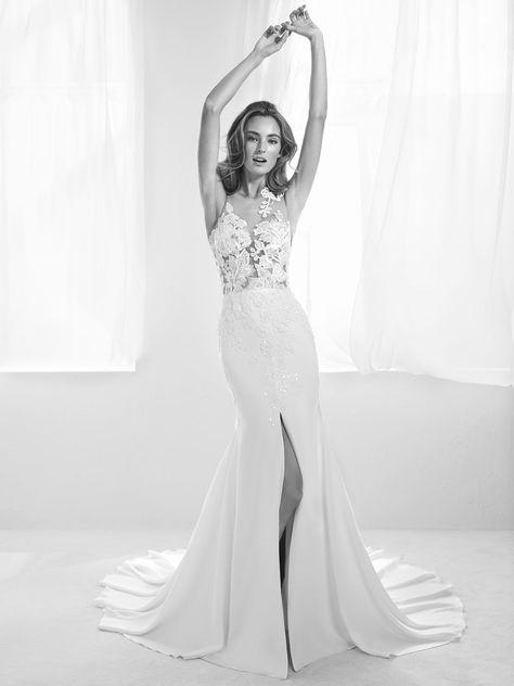 foto de pronovias avance 2018 vestidos de novias (21/22) | vestidos