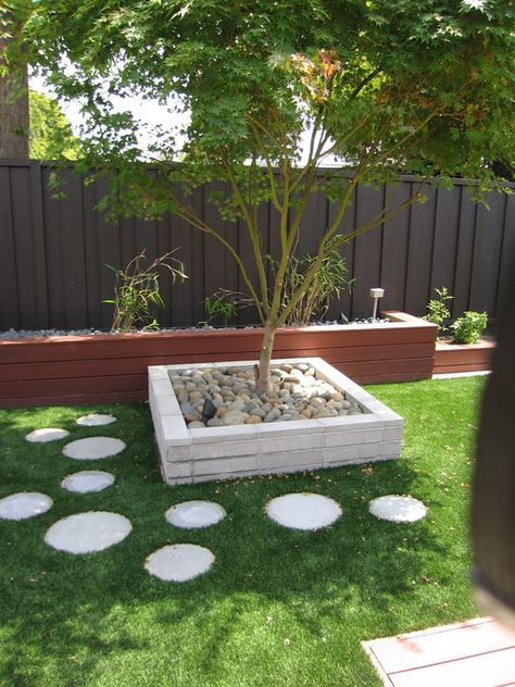 Modern Landscape Budget Decorating Design, Pictures, Remodel, Decor and Ideas - page 7