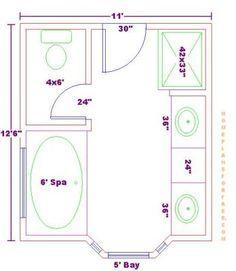 Master Bathroom Floor Plans master bathroom floor plans : flooring ideas – nbaarchitects