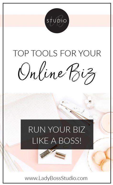 Fave Tools | Lady Boss Studio
