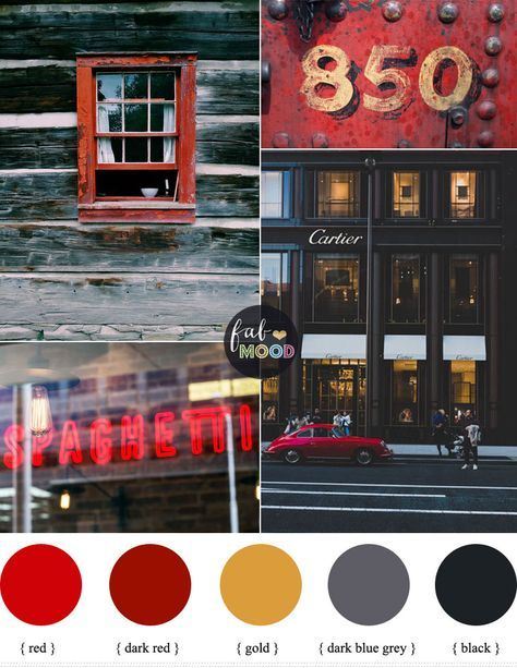 Gold Grey Red And Black Color Schemes With Images Red Colour Palette Black Color Palette Blue Color Schemes