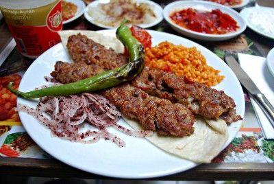 Wo Kann Man Adana Kebabi In Istanbul Essen Wo Man In Istanbul
