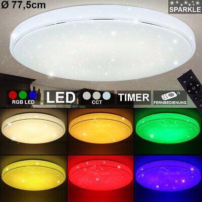 15 Watt LED Decken Leuchte Wohn Ess Zimmer Blätter Beleuchtung Äste Big Light