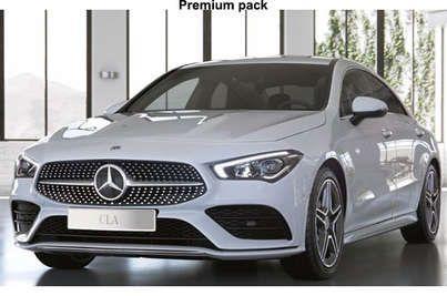 Mercedes Benz Cla Class Coupe 180 Amg Line Premium 4dr Tip Auto