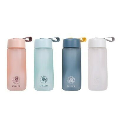 BPA-Free Hydration Filter Water Bottle Gym Sports Cycling Running Filtration