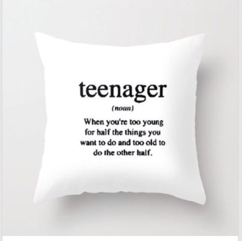 teen throw pillow More. teen throw pillow More. Teen Quotes, Cute Quotes, Funny Quotes, Lazy Quotes, Humor Quotes, Cute Pillows, Throw Pillows, Funny Pillows, Teen Throws