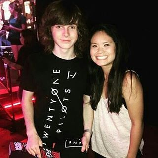 List of pinterest chandler riggs twenty one pilots pictures chandler riggs you are only 6 months younger than me but m4hsunfo