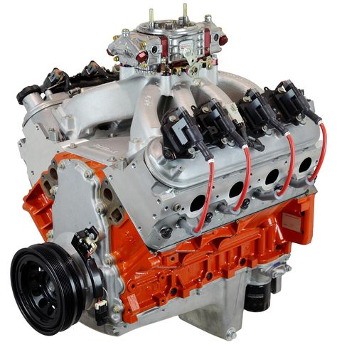 Hot Rod engines Katech Performance Hot Rod LSX 427 crate engine - fresh blueprint engines 383 stroker crate motor