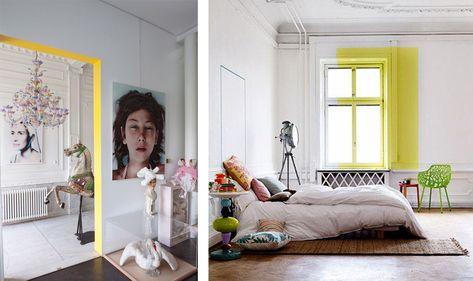 Idee Creative Casa : Idee creative per dipingere i muri di casa prontopro home