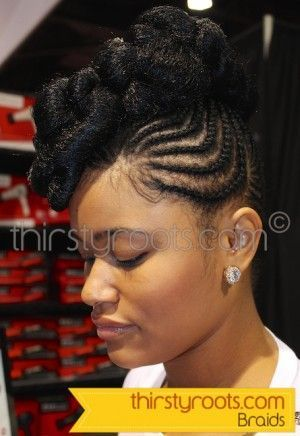 Braided Hairstyles Black Women 2014 Black Braided Hairstyles
