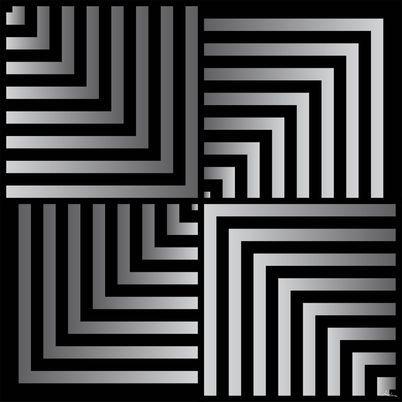 Quacinz 2 Geometricos Optik Illuzyon Sanati Optik Yanilsama 3d Cizimler