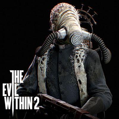 The Evil Within2 Harbinger Yosuke Ishikawa On Artstation At Https Www Artstation Com Artwork Ywmeq Evil The Evil Within Artwork