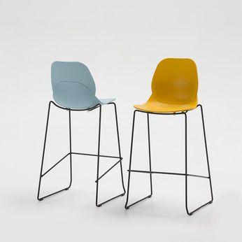 Jaune 3Lot De Design Bar Get 4 Chaise Haute dBoeCx