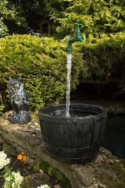 FLOATING TAP WATER FEATURE