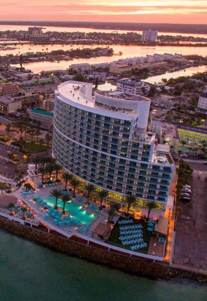 Clearwater Resort   Hotel Rooms in