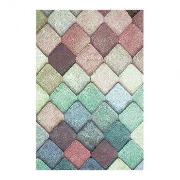 Dywan Colours Fornax 120 X 170 Cm Romby 3d Contemporary Rug Home Decor Decor