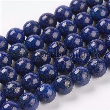 Natural Lapis Lazuli Beads Strands Uk G G087 10mm 1 Lapis Lazuli Lapis Lazuli Beads Lazuli