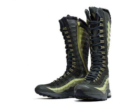 uk availability cd4c4 a339a Nike WMNS Air Max 95 Zen Venti Boots
