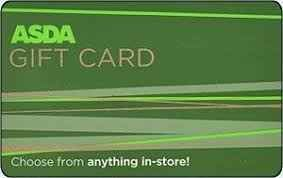 Asda Gift Card Gift Card Free Gift Cards Building A Website