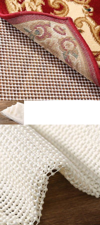 Rug Pads And Accessories 36956 Rhf Non Slip Area Rug Pad 9 X 12