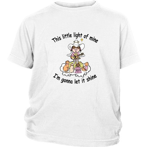 This Little Light of Mine - Youth Short Sleeve T-Shirt
