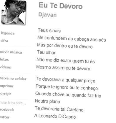 DEVORO DJAVAN BAIXAR EU MUSICA TE