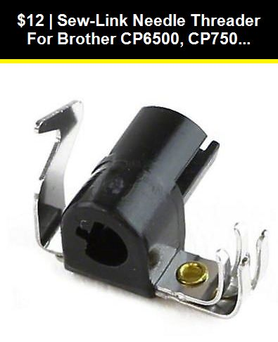 Needle Threader for Brother NV1500D NV2800D NV2500D