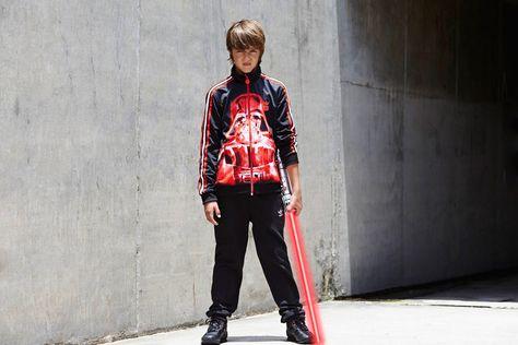 adidas Originals SpringSummer 2015 Star Wars Kids