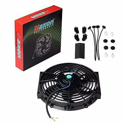 Details About Universal Slim Fan Push Pull Electric Radiator