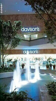 Davison's Department Store : davison's, department, store, Davison's, Department, Store, Ideas, Davison,, Store,, Georgia
