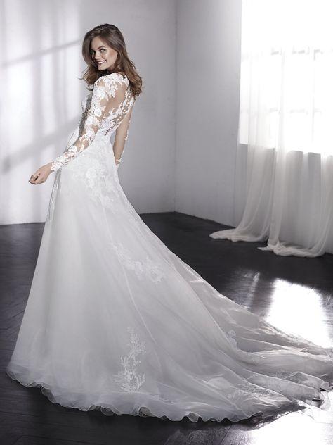 c774037b LILIANA 2018 brudekjole fra Panayotis | kjoler i 2019 | Brudekjole ...