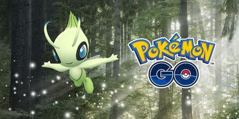 Celebi Quest A Ripple In Time Is A Special Research Pokemon Go