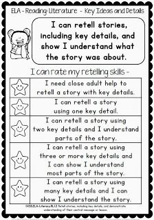 Common Core Star Rubircs and Checklists for grade one. Each ELA CCSS is broken down into five points of achievement. Color version for whole class and black and white version for individuals. Includes a checklist too.$