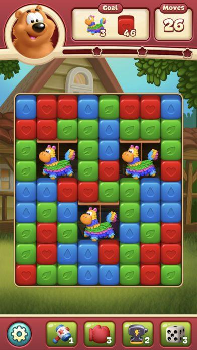 toon blast appgraphy アップグラフィー iphone ipadアプリ ゲーム