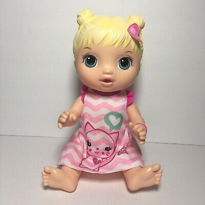 Baby Alive Doll Hasbro 2015 Better Now Bailey Blonde Hair Blue Eyes Baby Alive Baby Alive Magical Scoops Baby Alive Dolls