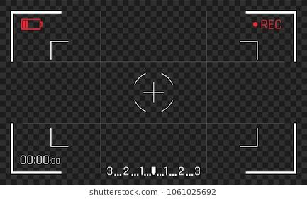 In Video Recording Focusing In Video Finder Frame Png Transparent Clipart Image And Psd File For Free Download Paint Splash Background Camera Wallpaper Paint Splash