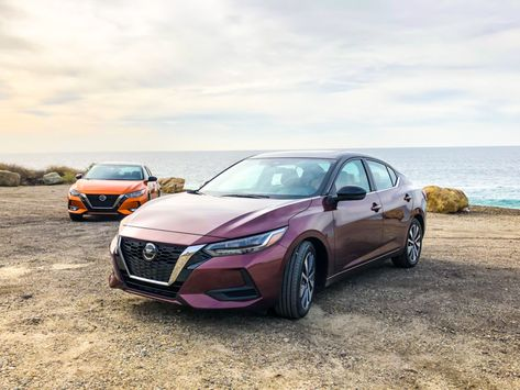 The 2020 Nissan Sentra Has Sharp Sedan Looks For A Sub 20 000 Sticker Nissan Sentra Nissan Nissan Cars