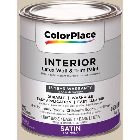 Colorplace Interior Paint Water