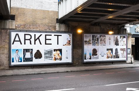 """""""It needed to be functional, a workhorse"""": Arket's in-house team on its brand identity"""