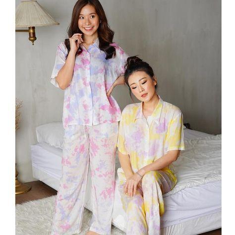 Baju Tidur Lengan Panjang