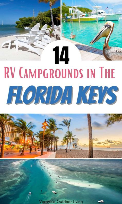 The Florida Keys are the perfect destination for anyone dreaming of sandy beaches, fresh seafood, and ocean adventures. And what best to enjoy all of these wonderful sight but by camping through the different RV campgrounds in the Florida Keys.