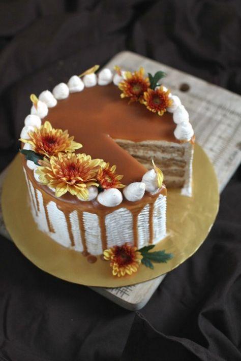 Masam Manis Teh Tarik Cake Cake Sweet Desserts Cake Recipes
