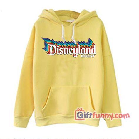 Vintage Disneyland Resort Hoodie , Vacation Disney Hoodie