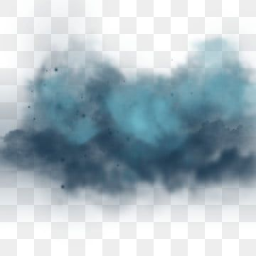 Layered Grain Style Blue Fog Heavy Smoke Smoke Smoke Png Transparent Clipart Image And Psd File For Free Download Clipart Images Watercolor Background Background Banner